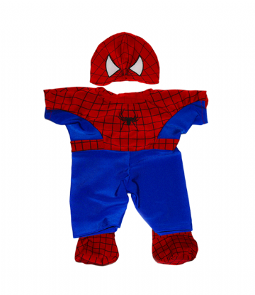 Spiderman outfit - 8""